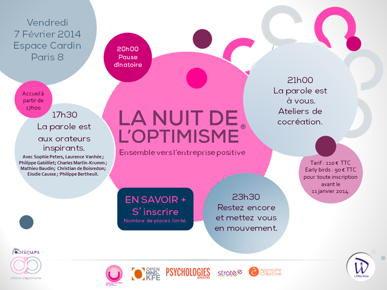 Nuit de l'Optimisme