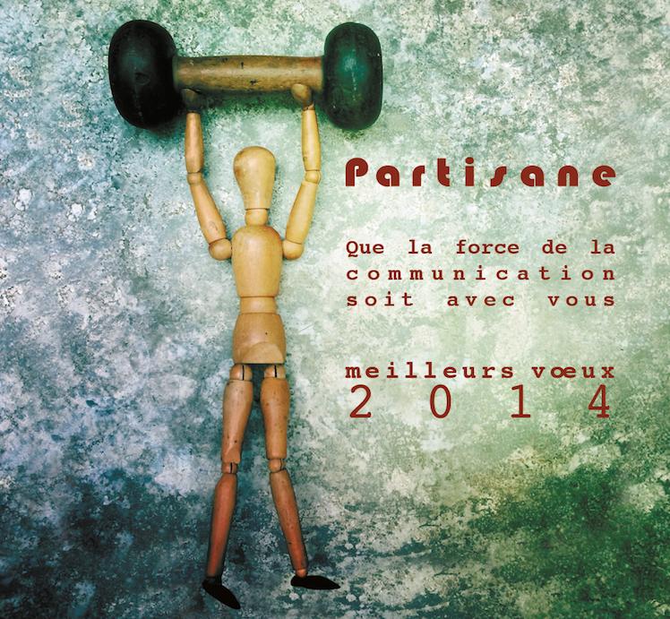 Voeux Partisane 2014